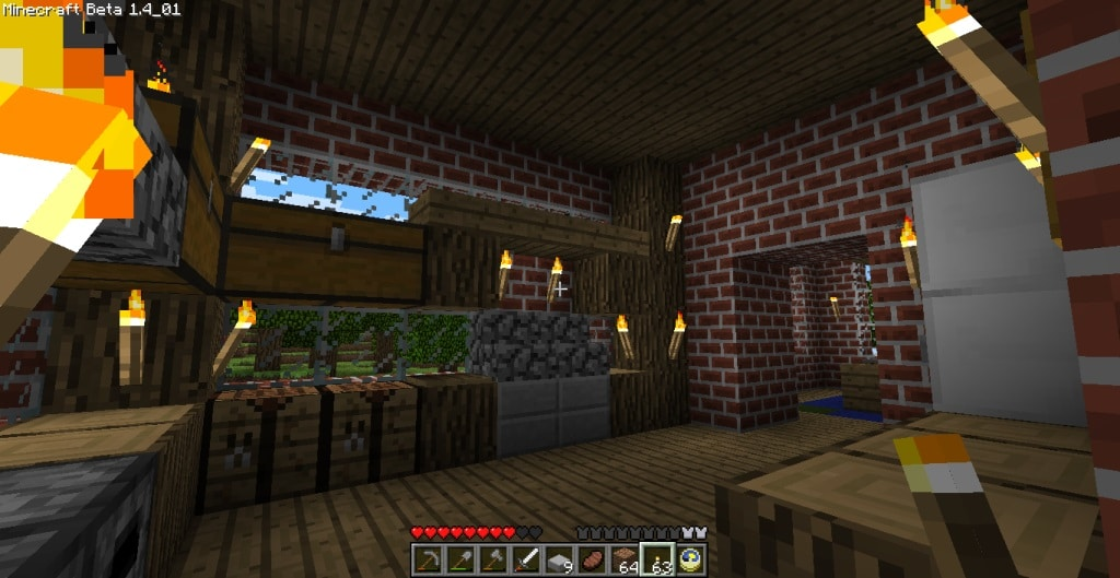 Bedroom Design Ideas Minecraft