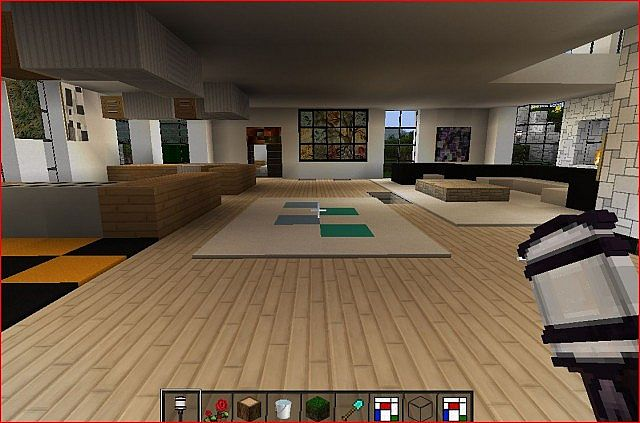 Ordinaire Modern Minecraft House Idea Build 3