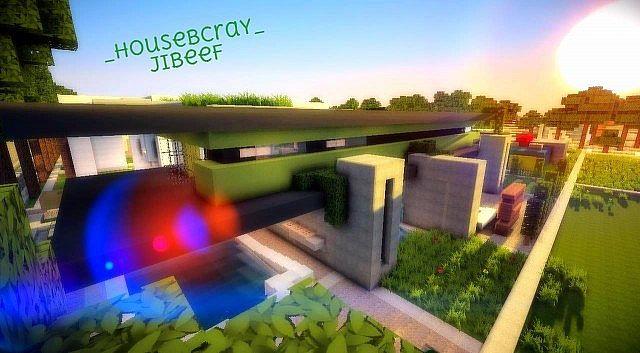 Home Minecraft House Design
