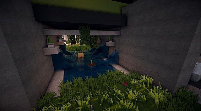 Housebcray Modern Build Minecraft House Design