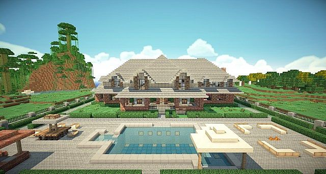 Traditional brick house minecraft house design - Brick houses three beautiful economical projects ...