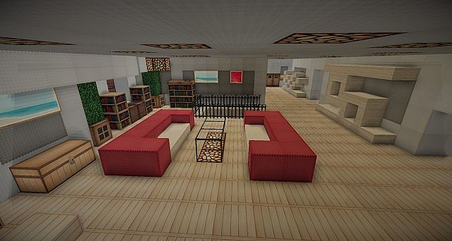 Traditional Brick House Minecraft building 4