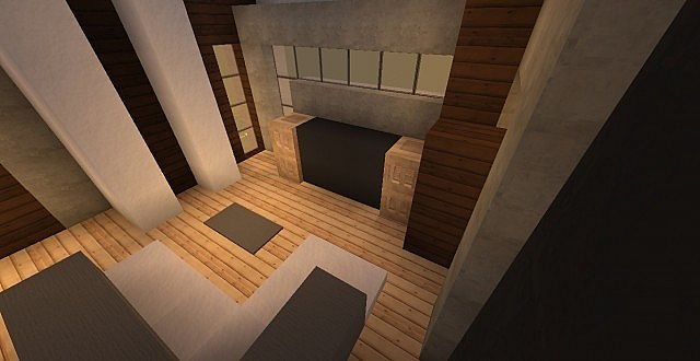 Novus - Modern House minecraft building ideas home 12