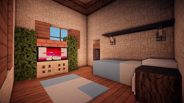 Small Suburban House – Minecraft House Design