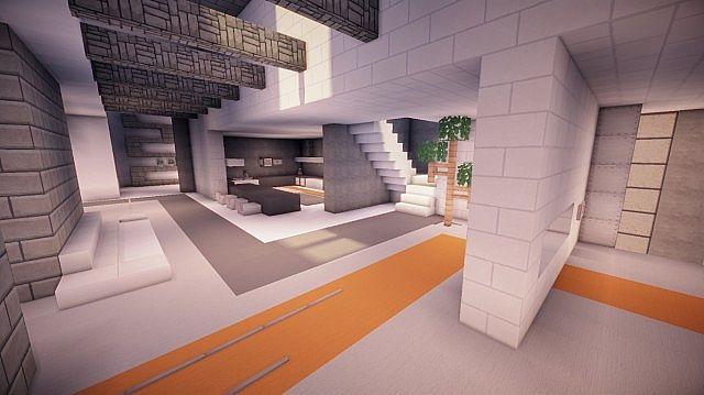 Modern Kitchen Minecraft minecraft modern house kitchen - house modern