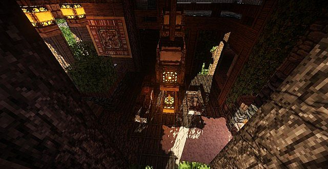 cozy rustic villa minecraft how to house download 10