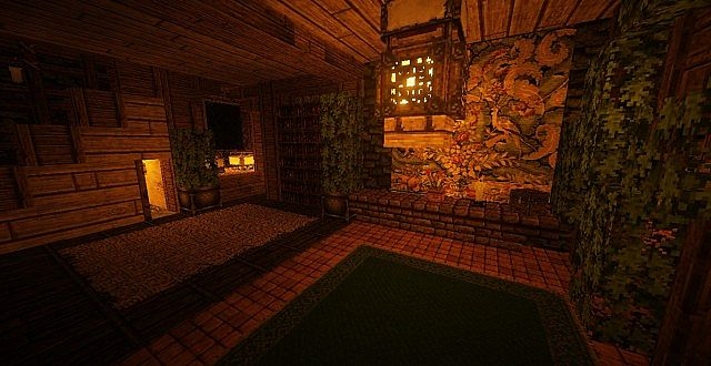 cozy rustic villa minecraft how to house download 12