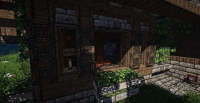cozy rustic villa minecraft how to house download 5
