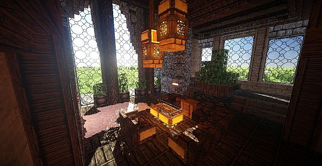 cozy rustic villa minecraft how to house download 8