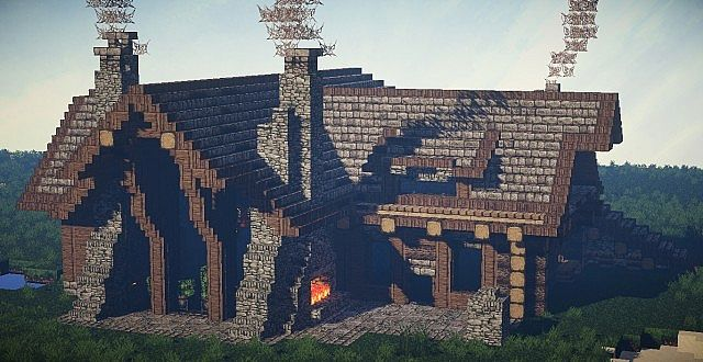 cozy rustic villa minecraft how to house download