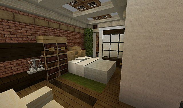 Southern Country Mansion Creative Minecraft building ideas 11