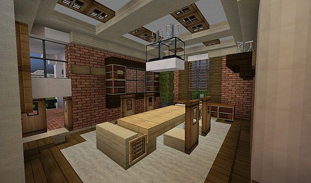 Living Room Ideas Minecraft Jihanshanum