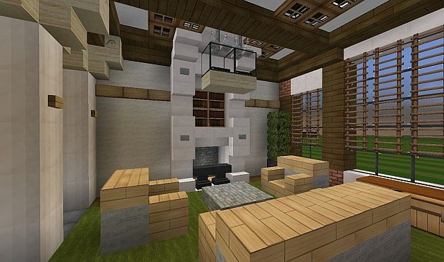 Southern Country Mansion Creative Minecraft building ideas 6