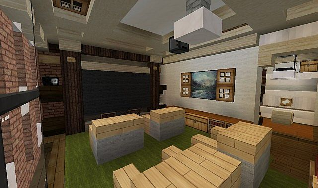Southern Country Mansion Creative Minecraft building ideas 9