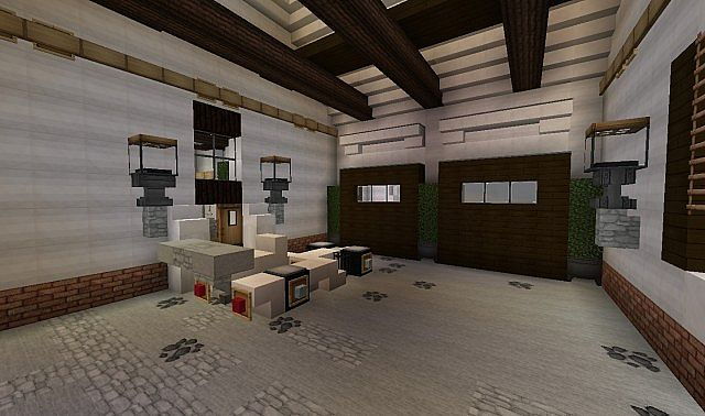 Georgian Home minecraft house design build ideas 11