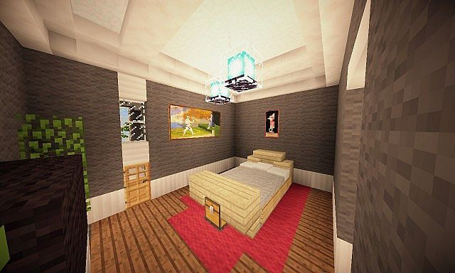 Crespi Estate Rebuild Minecraft house mansion acres luxury building ideas 8