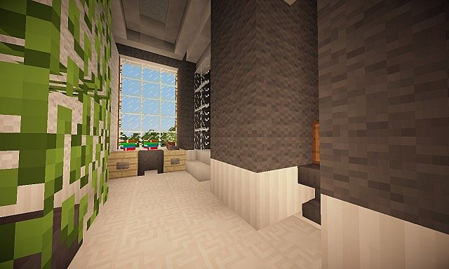 Crespi Estate Rebuild Minecraft house mansion acres luxury building ideas 9