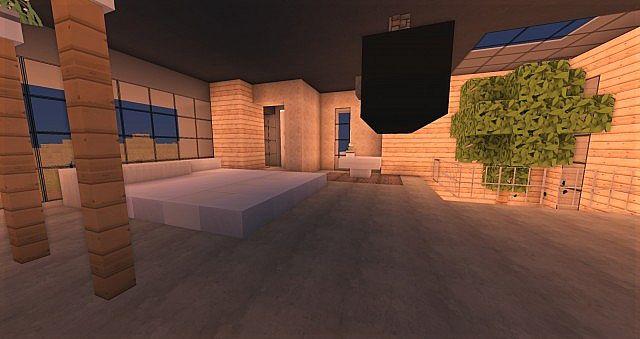 Cubic Estate minecraft house building ideas industrial 11