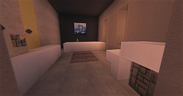 Cubic Estate minecraft house building ideas industrial 12