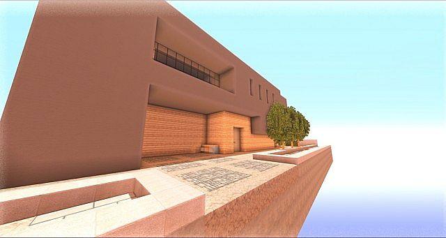 Cubic Estate minecraft house building ideas industrial 2
