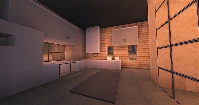 Cubic Estate minecraft house building ideas industrial 7
