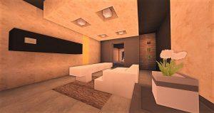 cubic estate - minecraft house design