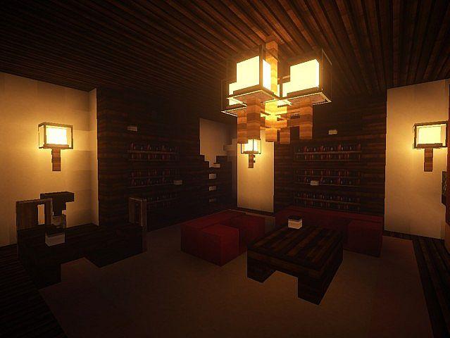 Snows Mansion minecraft building ideas house huge amazing inside 2