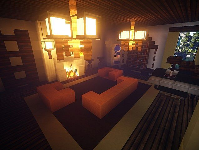 Snows Mansion minecraft building ideas house huge amazing inside 5