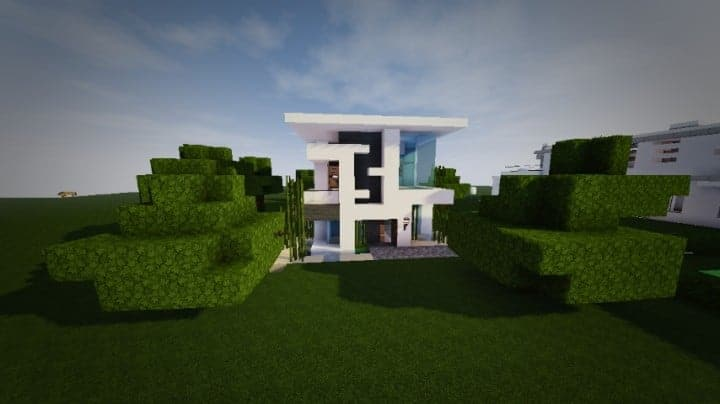 themodern pvper 39 s modern house 1 minecraft building home ideas small 2