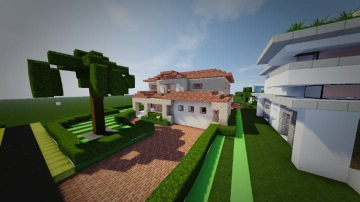 themodern pvper's | modern house – minecraft house design