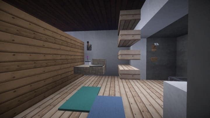 SILENCE modern house minecraft building ideas design download save 5