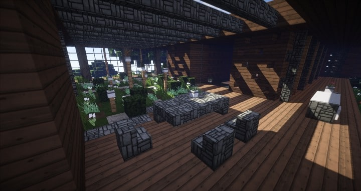 Aspen - A modern conceptual house built by MCE minecraft building expert idea 3