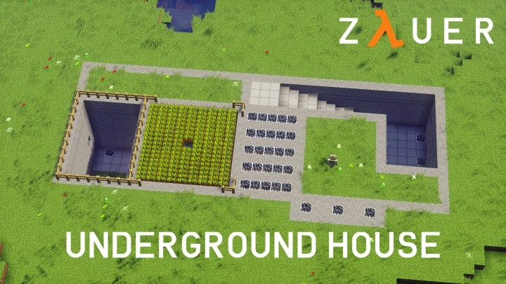 Photo of Modern Underground House