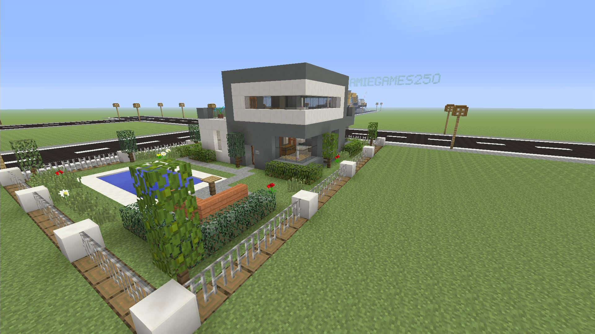 minecraft how to build a mansion xbox one